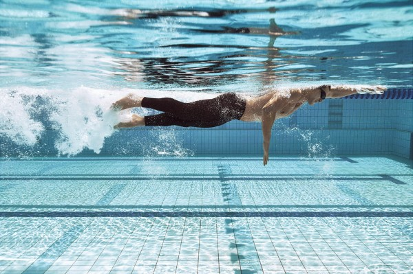 Exercises To Grow Taller - Swimming